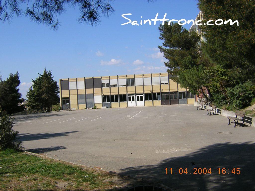 Collège Vallon TOULOUSE – Années 1980