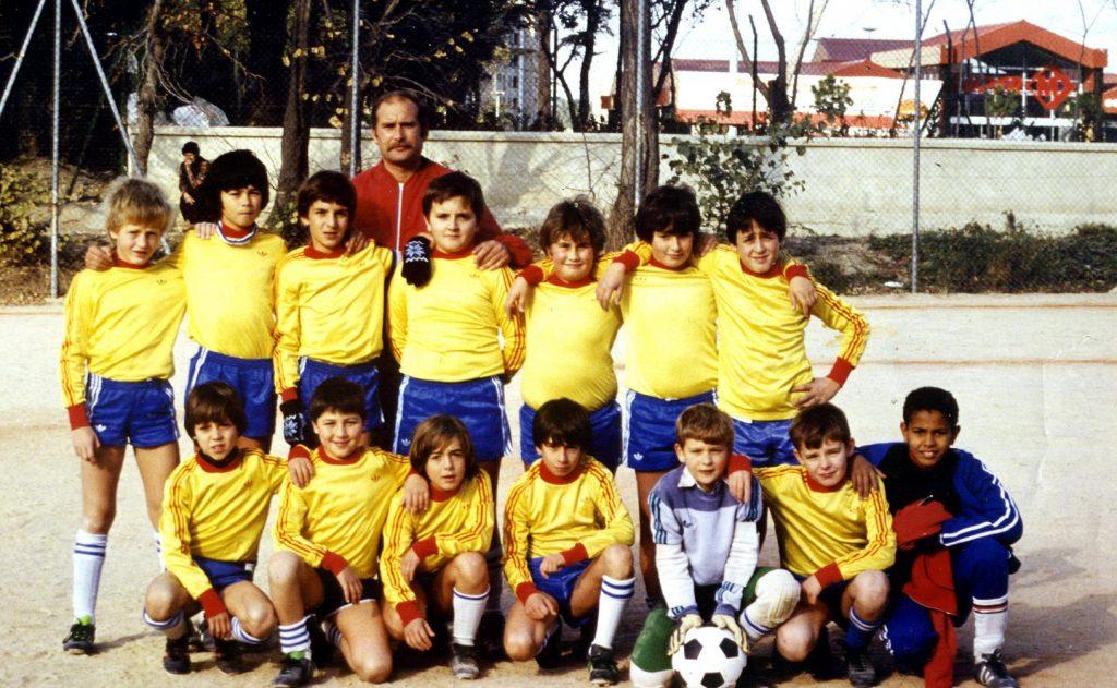 CSCS Saint Tronc Le club de foot de notre enfance (1978/1990 )