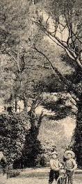 Histoire du village de Saint Tronc