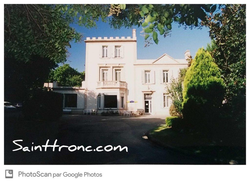 Saint Tronc – Les belles demeures XIX ème – La Gauloise