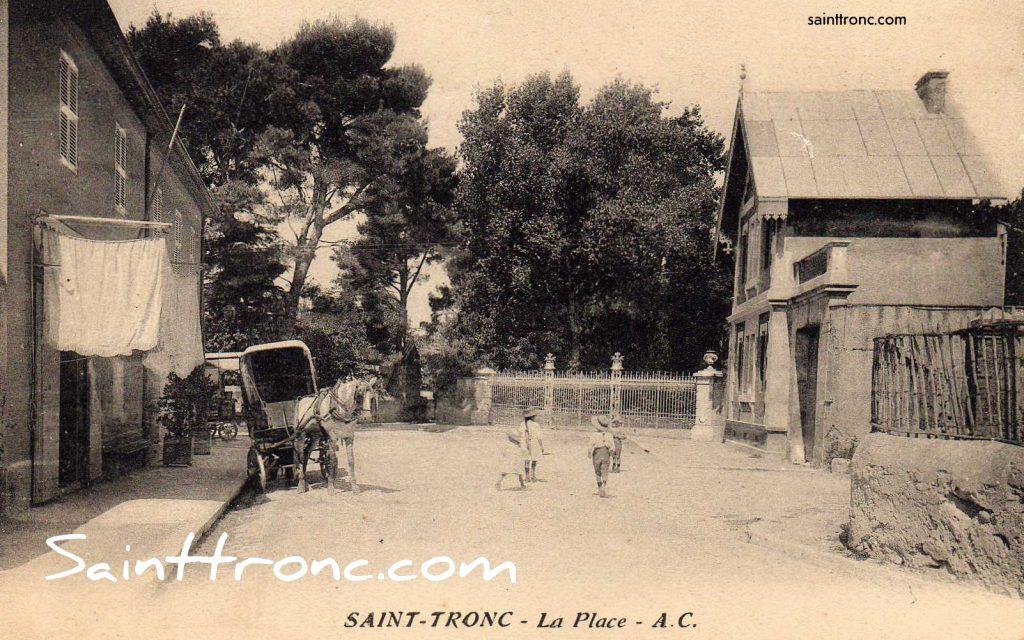 Traverses et ruelles de Saint Tronc