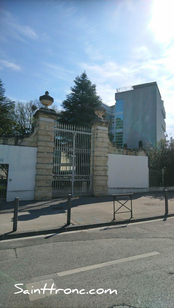 Les belles demeures du XIX ème – Bastide Grand Pré